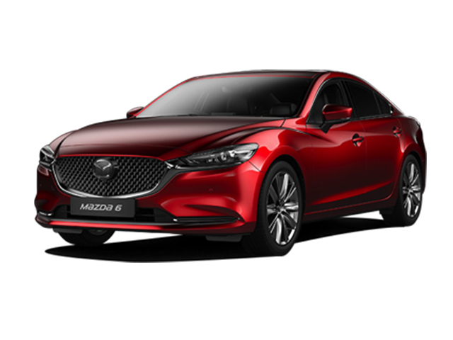 Mazda 6 2.0 Sport Nav+ 4dr [Safety Pack] Petrol Saloon