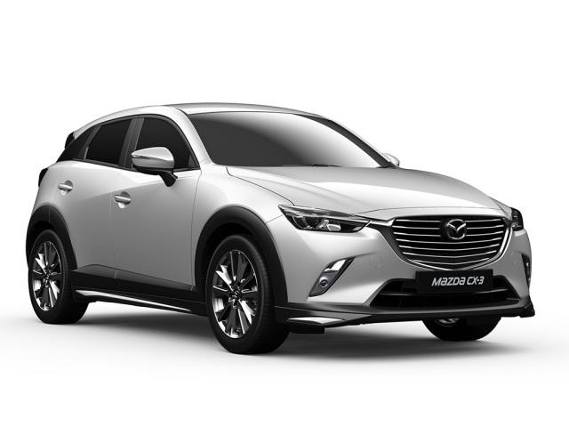 New Mazda CX-3 2.0 Gt Sport 5Dr Petrol Hatchback for Sale | Macklin