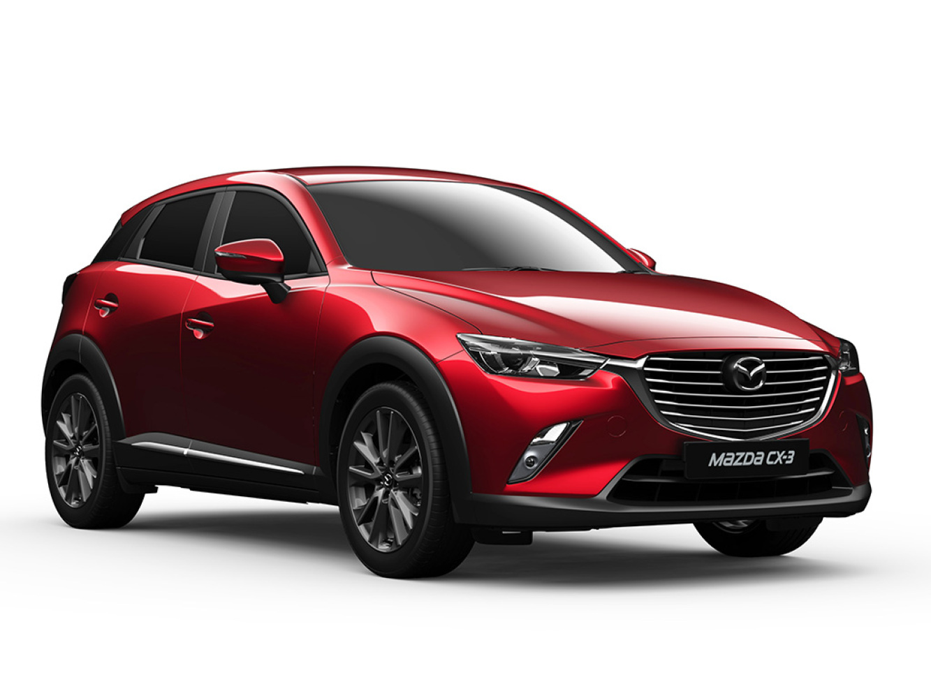 new mazda cx 3 2 0 sport black 5dr petrol hatchback for. Black Bedroom Furniture Sets. Home Design Ideas