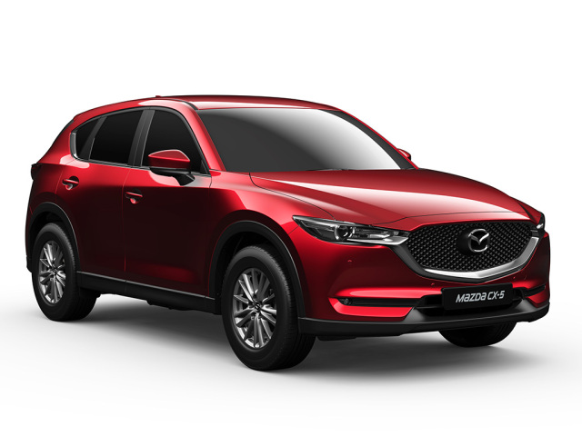 New Mazda CX-5 2.2D Se-L Nav 5Dr Awd Auto sel Estate for Sale ...