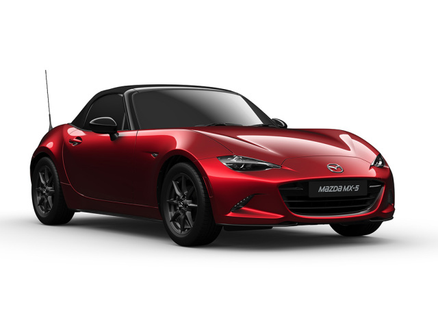 New Mazda MX-5 1.5 Sport Nav 2Dr Petrol Convertible for Sale ...