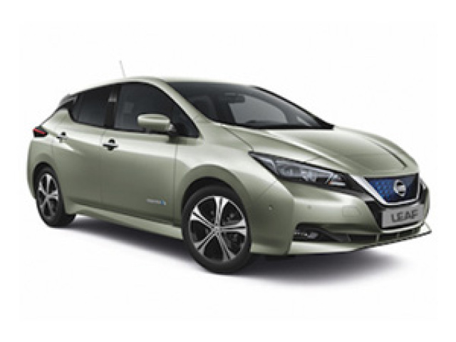 New Nissan Leaf Acenta 5dr Auto Electric Hatchback For