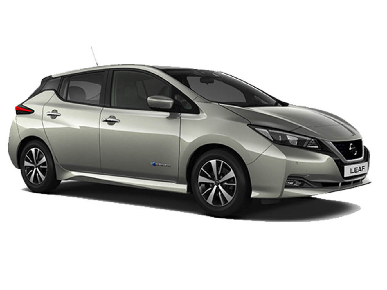 new nissan leaf 110kw acenta 40kwh 5dr auto electric. Black Bedroom Furniture Sets. Home Design Ideas