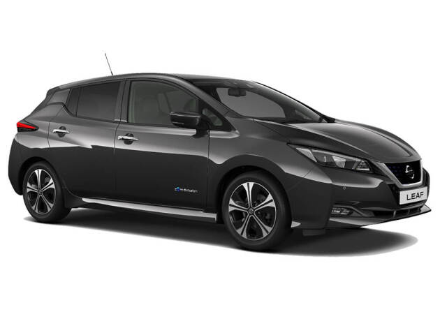 new nissan leaf n connecta 5dr auto electric hatchback for sale macklin motors. Black Bedroom Furniture Sets. Home Design Ideas