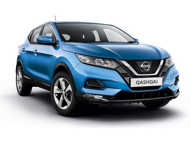 New Nissan Qashqai Cars for Sale   Macklin Motors