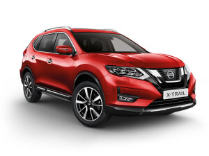 Nissan X-Trail 1.6 Dci N-Vision Se 5Dr Xtronic [7 Seat] Diesel Station Wagon