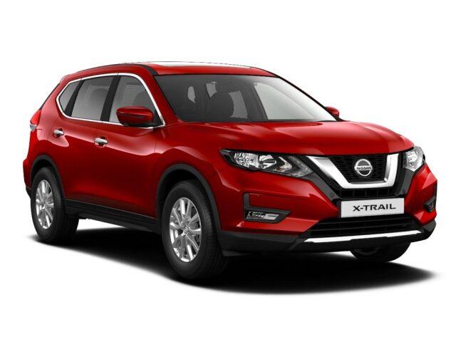 New Nissan X-Trail Acenta