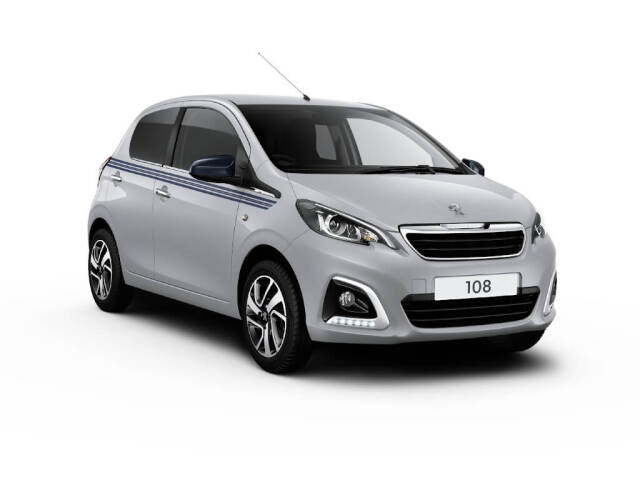 New Peugeot 108 1 0 72 Collection 5dr Petrol Hatchback for
