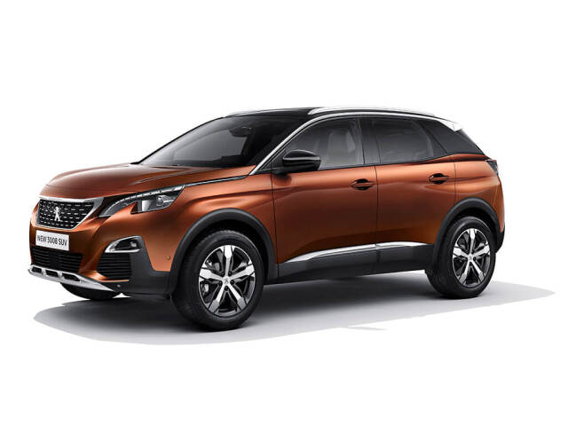 Peugeot 3008 1.2 Puretech Allure 5Dr Eat6 Petrol Estate
