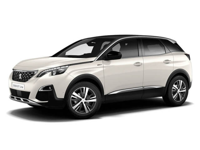 New Peugeot 3008 1.6 Bluehdi 120 Gt Line 5Dr Diesel Estate ...