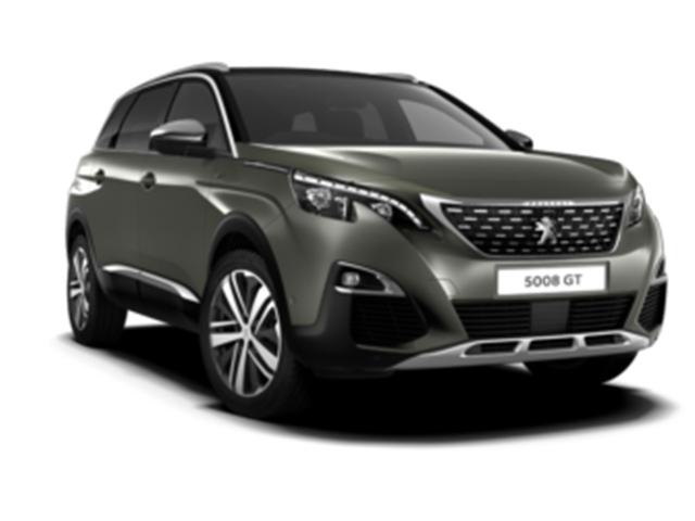 Peugeot 5008 2.0 Bluehdi 180 Gt 5Dr Eat6 Diesel Estate