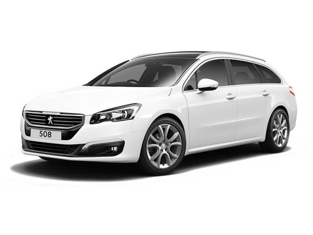 Peugeot 508 1.6 Bluehdi 120 Allure 5Dr Auto Diesel Estate