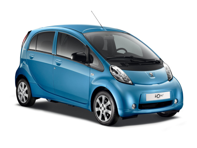 Peugeot Ion 47kW 16kWh 5dr Auto Electric Hatchback