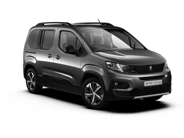 Peugeot Rifter 1.5 BlueHDi 130 GT Line 5dr EAT8 Diesel Estate