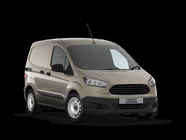 New Ford Transit Courier Diesel 1 5 Tdci Van For Sale