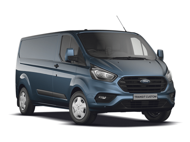 Ford Transit Custom 300 L2 Diesel Fwd 2.0 EcoBlue 130ps Low Roof Trend Van
