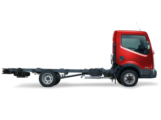 Nissan Nt400 Cabstar Swb Diesel 34.13 Dci Chassis Cab