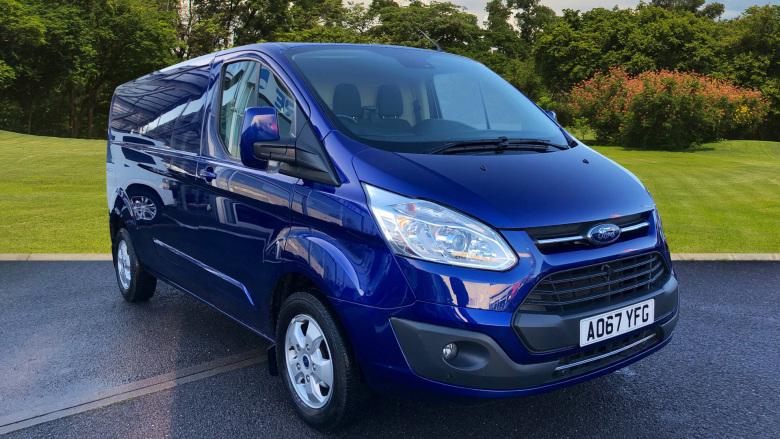 42f4f73fa6 Ford Transit Custom 290 Lwb Diesel Fwd 2.0 TDCi 130ps Low Roof Limited Van