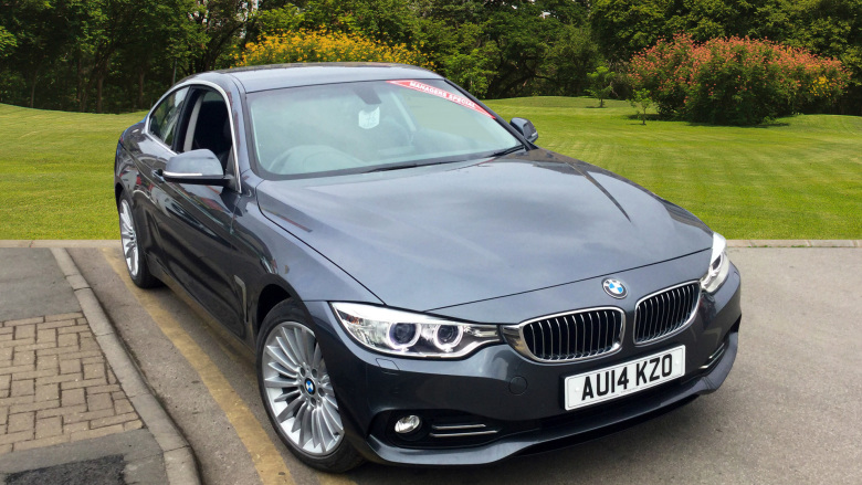 BMW 4 Series 420d Luxury 2dr Auto Diesel Coupe