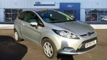 Ford Fiesta 1.25 Style 3dr [82] Petrol Hatchback