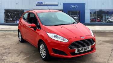 Ford Fiesta 1.25 82 Style 3dr Petrol Hatchback
