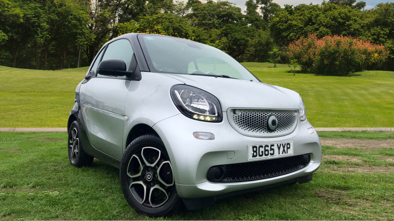 smart fortwo coupe 1.0 Prime Premium 2dr Petrol Coupe