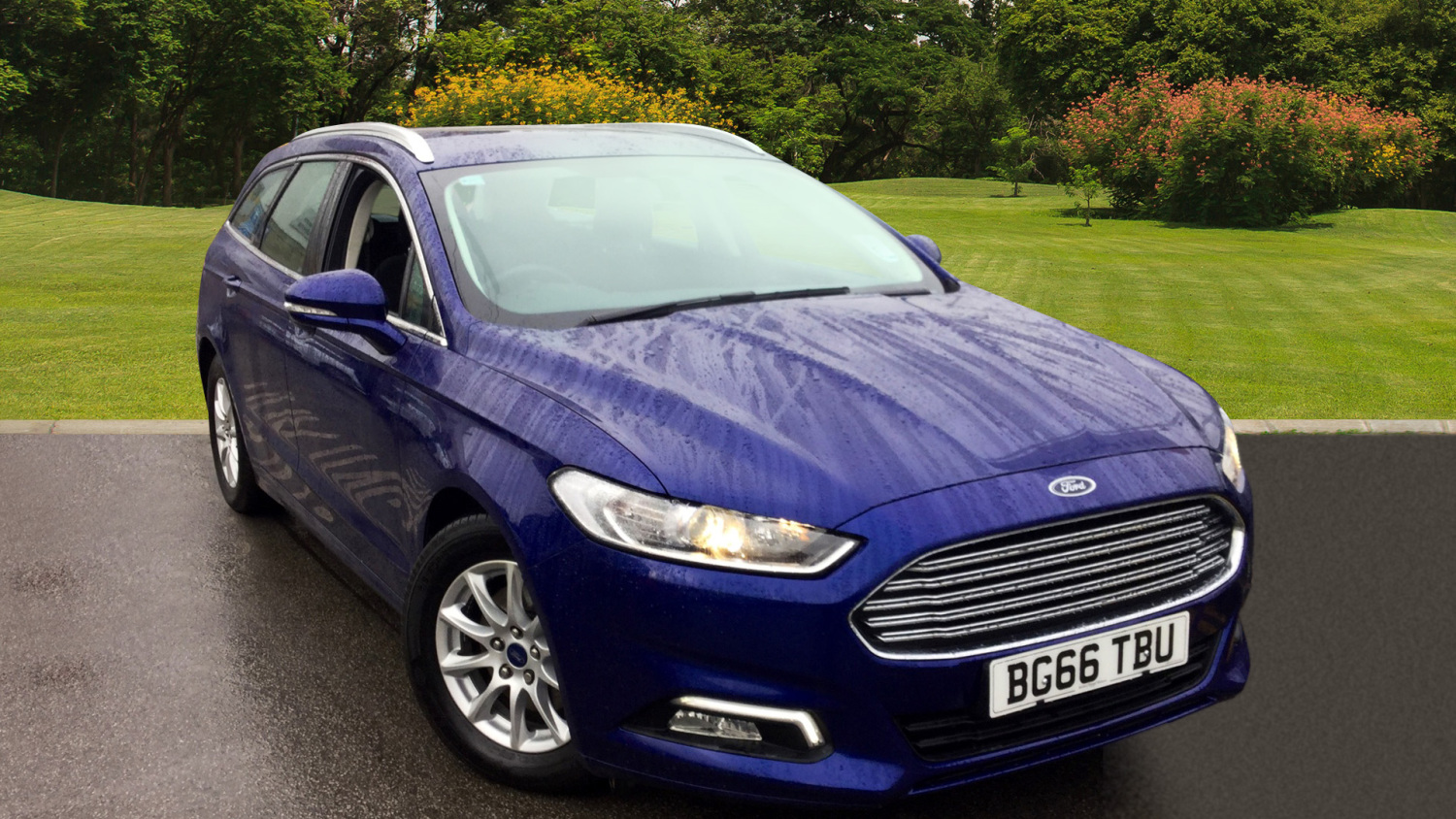 Used Ford Mondeo 1 5 Tdci Econetic Zetec 5dr Diesel Estate