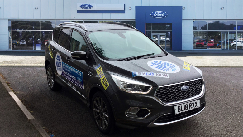 Ford Kuga Vignale 2.0 TDCi 180 [Pan roof] 5dr Auto Diesel Estate