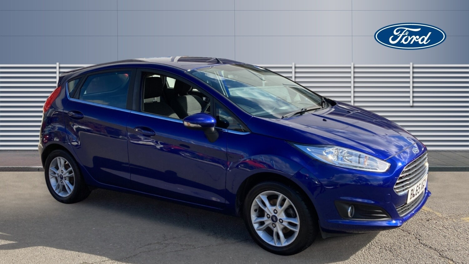 used ford fiesta 1 0 ecoboost zetec 5dr petrol hatchback for sale in scotland macklin motors. Black Bedroom Furniture Sets. Home Design Ideas