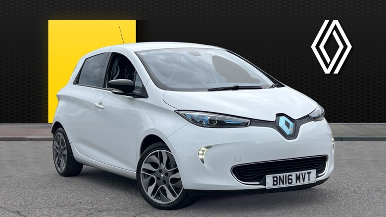 Renault Zoe 65Kw I-Dynamique Intens 5Dr Auto Electric Hatchback