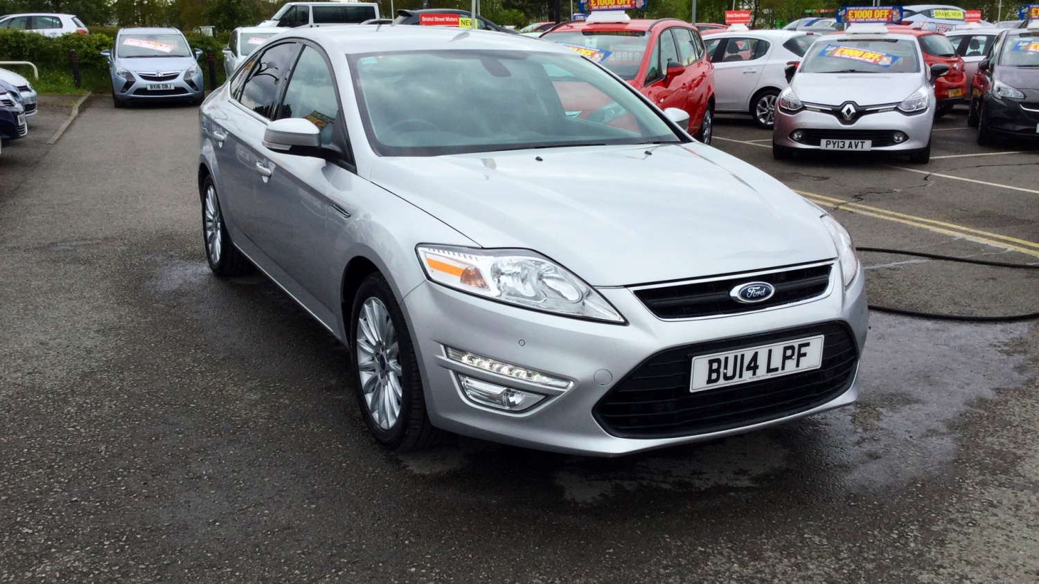 Ford Mondeo Zetec Business Edition 2017 2018 2019 Ford