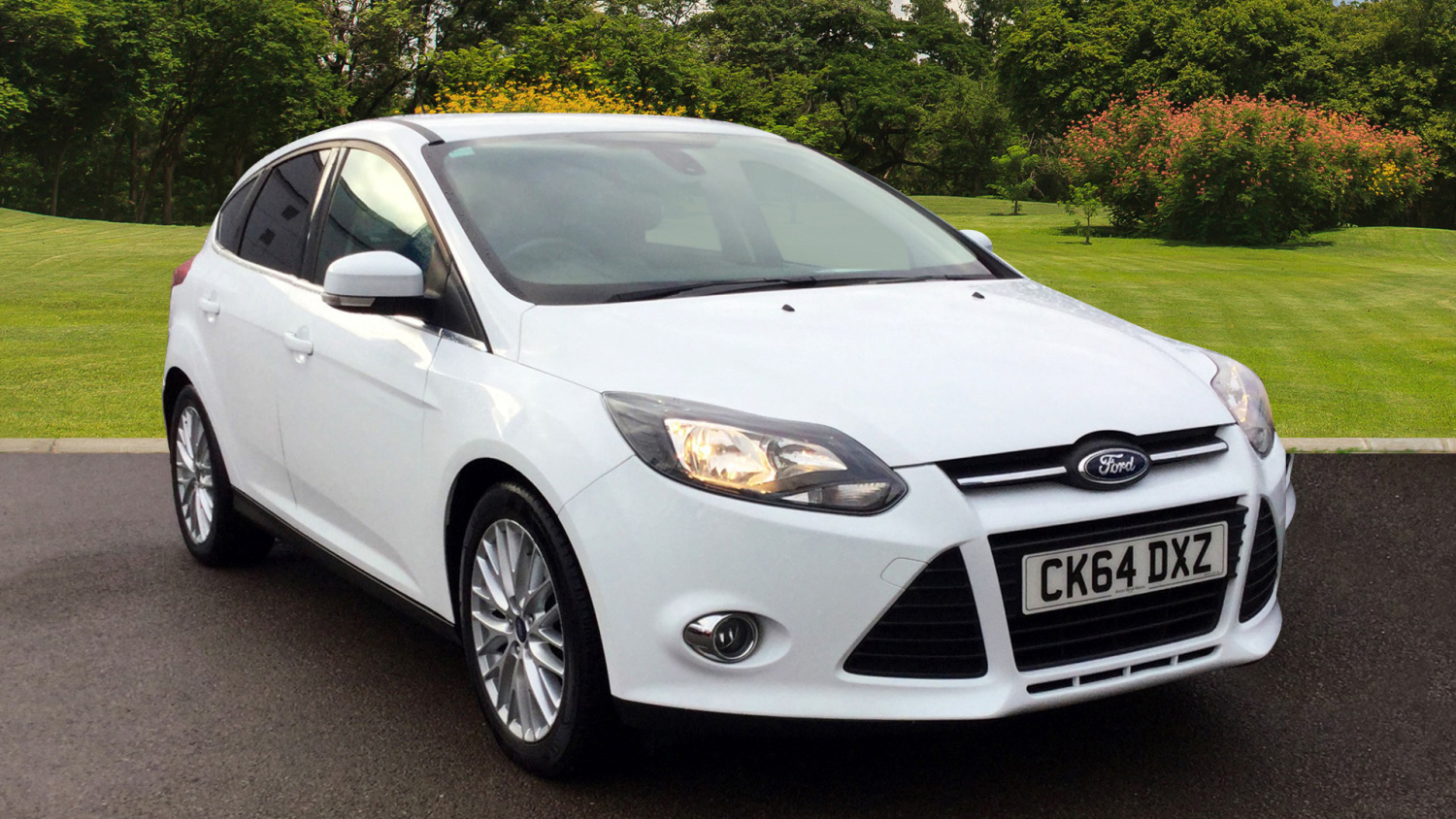 used ford focus 1 6 tdci 115 zetec navigator 5dr diesel. Black Bedroom Furniture Sets. Home Design Ideas