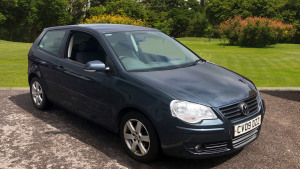 Volkswagen Polo 1.4 Match 80 3Dr Auto Petrol Hatchback
