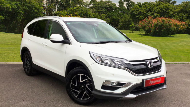 Honda CR-V 1.6 I-Dtec Se Plus 5Dr 2Wd Diesel Estate