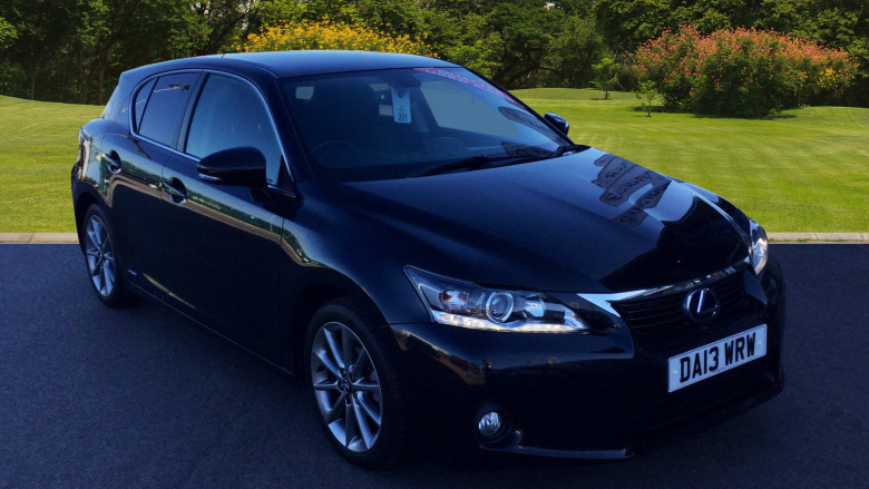 Lexus Ct 200H 1.8 Advance 5Dr Cvt Auto Hybrid Hatchback