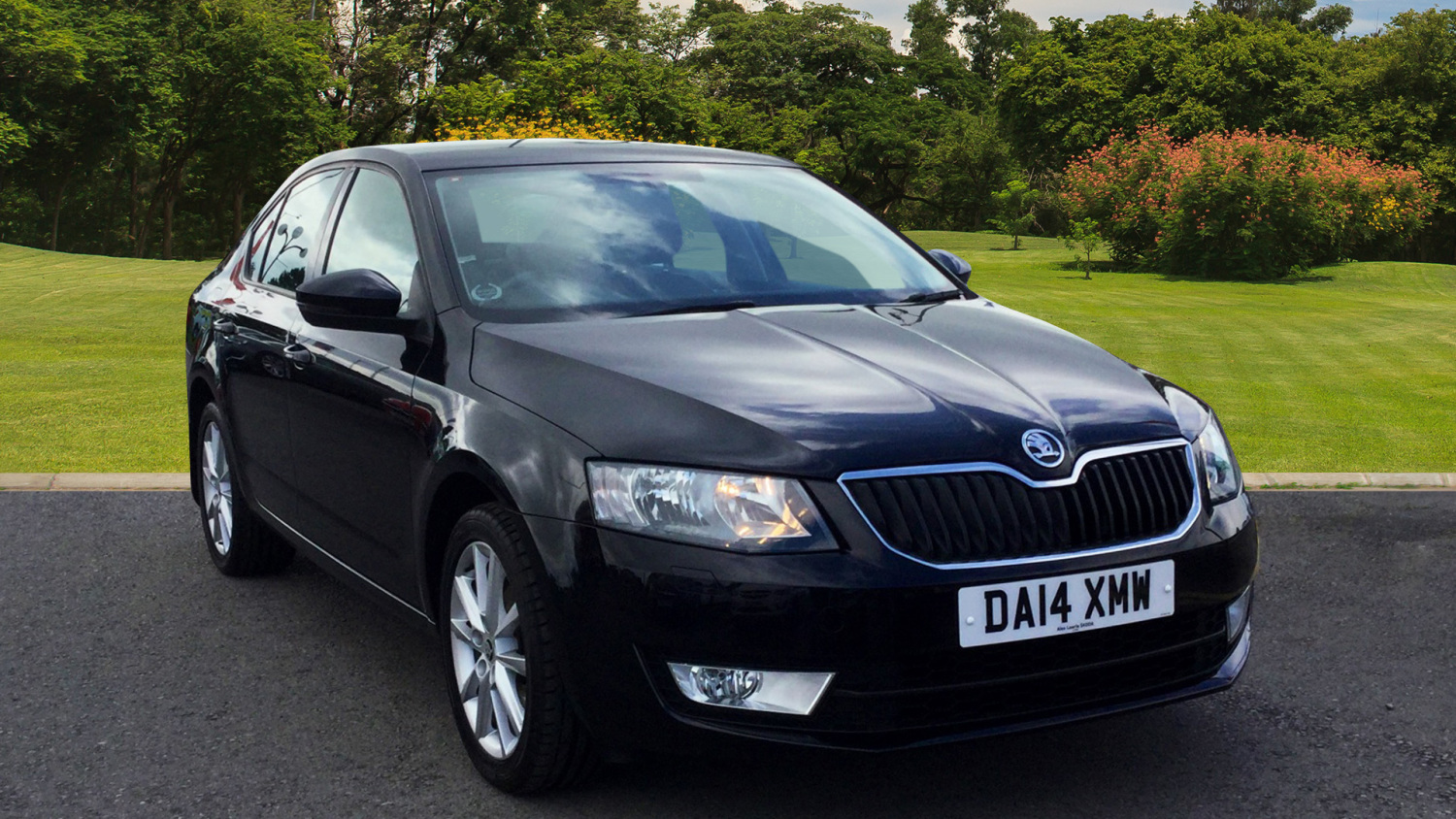 used skoda octavia 1 6 tdi cr elegance 5dr diesel hatchback for sale in scotland macklin motors. Black Bedroom Furniture Sets. Home Design Ideas
