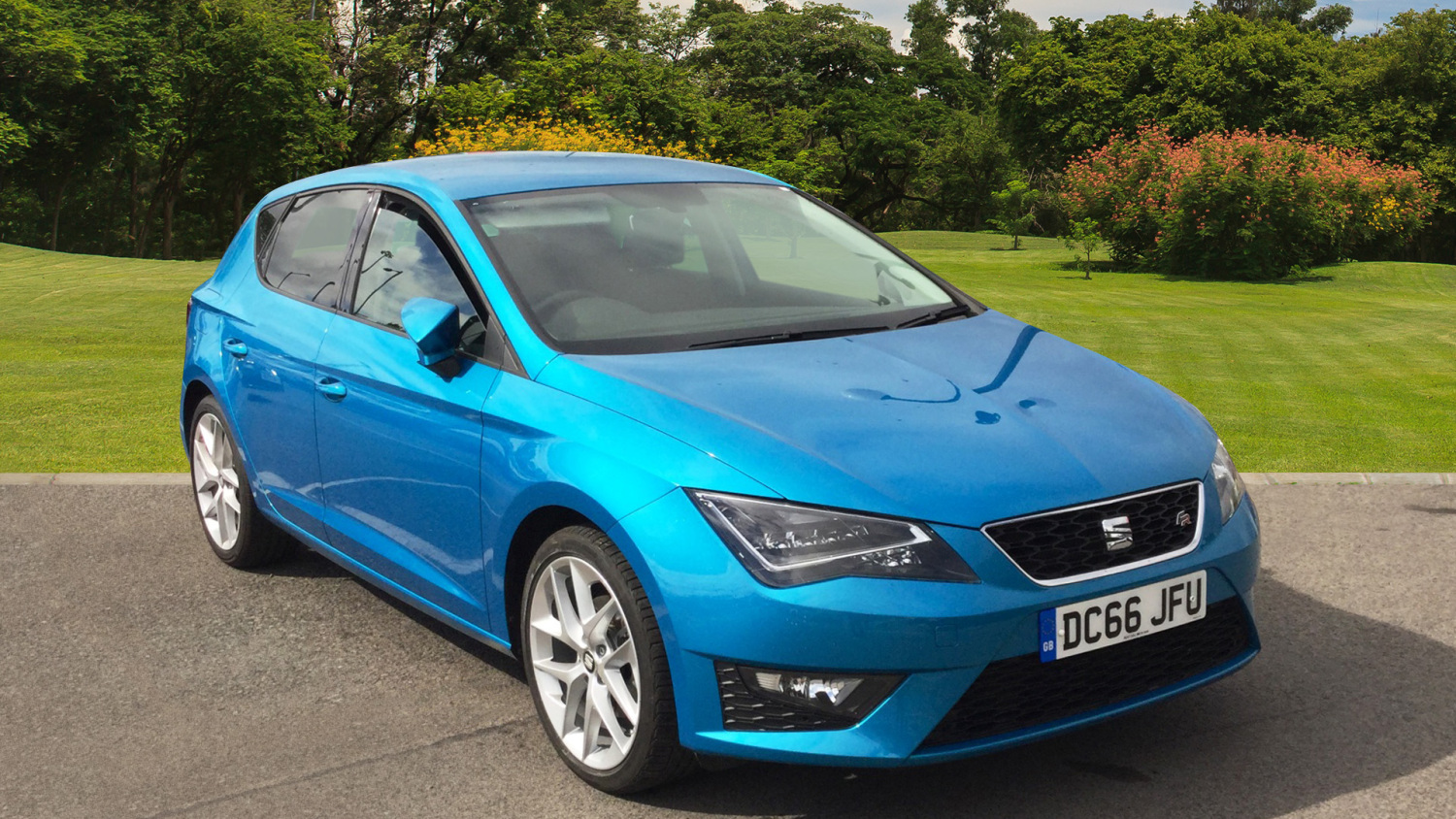 used seat leon 1 4 tsi 125 fr technology 5dr petrol hatchback for sale in scotland macklin motors. Black Bedroom Furniture Sets. Home Design Ideas