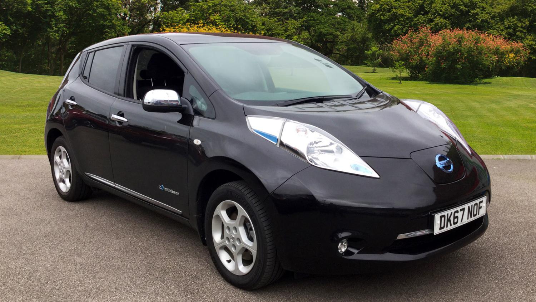used nissan leaf acenta 5dr auto electric hatchback for sale in scotland macklin motors. Black Bedroom Furniture Sets. Home Design Ideas