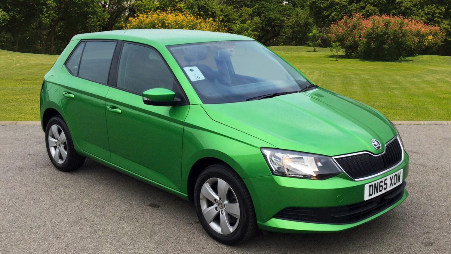 used skoda fabia 1 2 tsi se 5dr petrol hatchback for sale. Black Bedroom Furniture Sets. Home Design Ideas