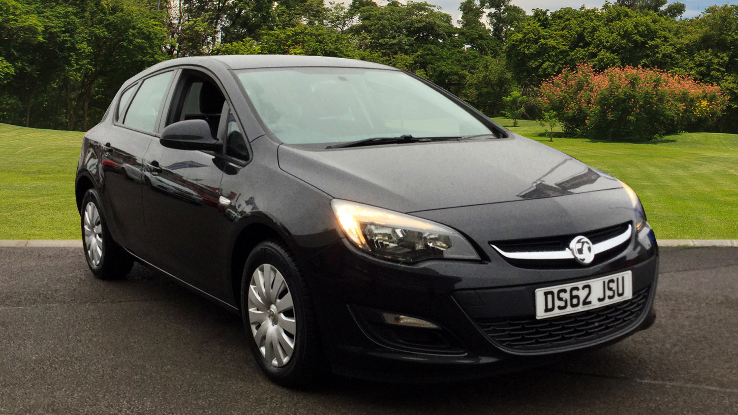 used vauxhall astra 1 6i 16v exclusiv 5dr petrol hatchback. Black Bedroom Furniture Sets. Home Design Ideas