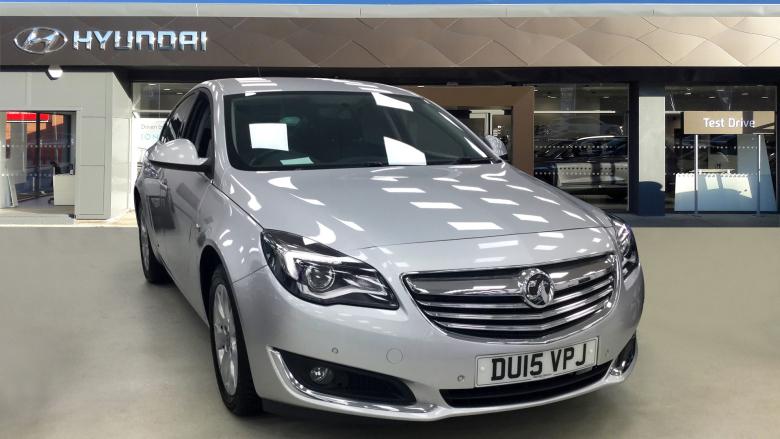 Used Vauxhall Insignia 1 8i Vvt Sri 5dr Petrol Hatchback For