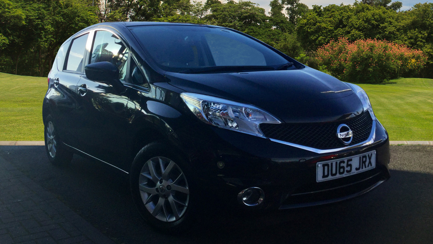 used nissan note 1 2 acenta 5dr petrol hatchback for sale in scotland macklin motors. Black Bedroom Furniture Sets. Home Design Ideas