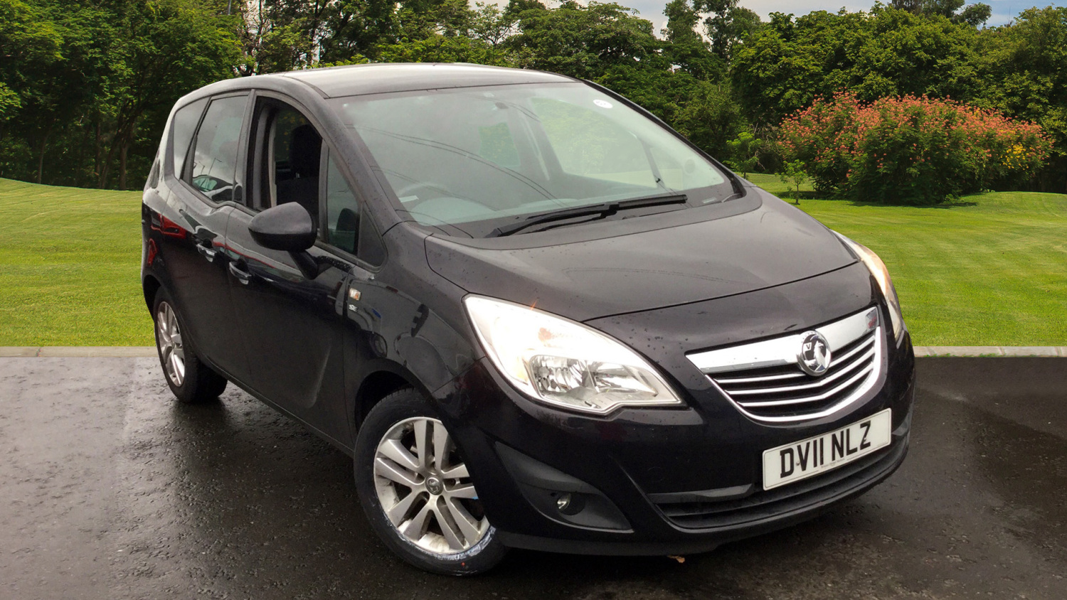 used vauxhall meriva 1 7 cdti 16v 130 se 5dr diesel. Black Bedroom Furniture Sets. Home Design Ideas