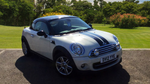 Mini Coupe 1.6 Cooper 3Dr Petrol Coupe