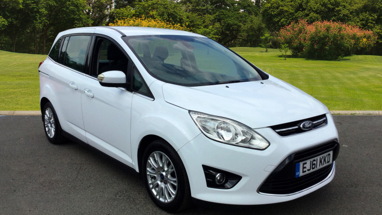 Ford Grand C-MAX 1.6 Titanium 5Dr Petrol Estate