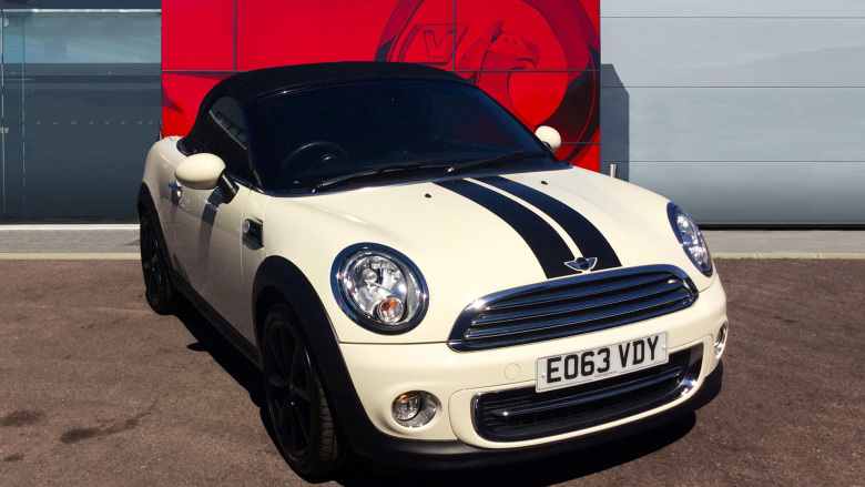 Mini Roadster 1.6 Cooper 2Dr Petrol Roadster