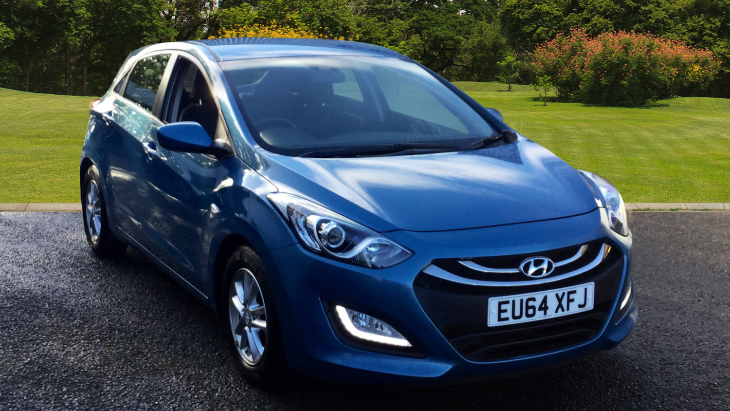 used hyundai i30 1 6 crdi blue drive active 5dr diesel hatchback for sale in scotland macklin. Black Bedroom Furniture Sets. Home Design Ideas