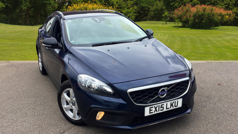Volvo V40 D2 Cross Country Se Nav 5Dr Powershift Diesel Hatchback