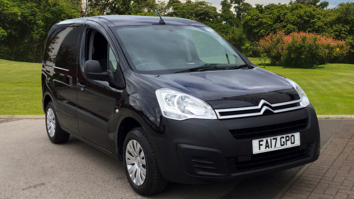 used citroen berlingo l1 diesel 1 6 bluehdi 625kg. Black Bedroom Furniture Sets. Home Design Ideas