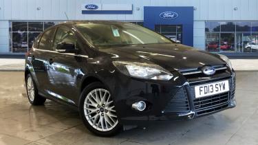 Used Ford Focus in Glasgow | Macklin Motors